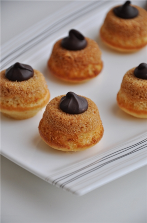 Bademli mini  cheesecake